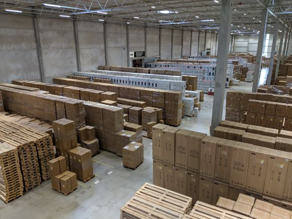 BBG Fulfillment Center - thumbnail